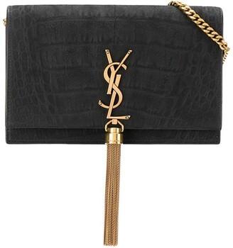 Saint Laurent Kate calf leather crossbody bag