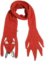 Oeuf Squirrel Baby Alpaca Double Tricot Scarf
