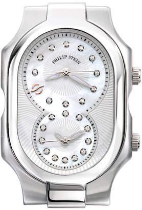 Philip Stein Teslar Signature Diamond Watch Case - Large