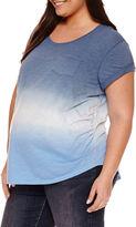 A.N.A a.n.a Short Sleeve Scoop Neck T-Shirt-Plus Maternity