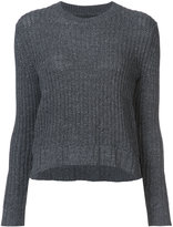 Jenni Kayne chunky knit sweater - women - Cotton - XS
