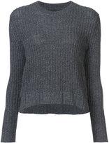 Jenni Kayne chunky knit sweater