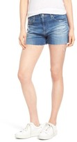 AG Jeans Women's Hailey High Waist Cutoff Denim Shorts