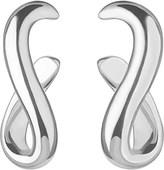Links of London Essentials Infinity sterling silver earrings