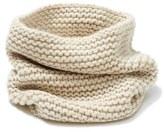 Lafayette 148 New York Hand Knit Tube Scarf