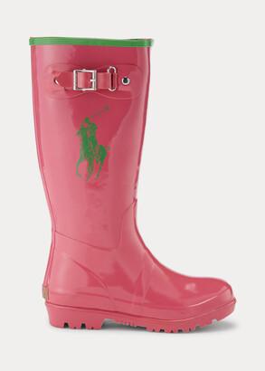 Ralph Lauren Ralph Rubber Rain Boot