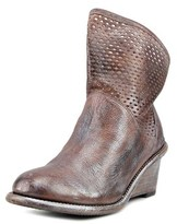 Bed Stu Dutchess Round Toe Leather Ankle Boot.