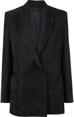 BLAZÉ MILANO Double-Breasted Jacket