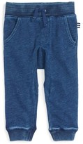 Splendid Cotton Blend Jogger Pants (Baby Boys)
