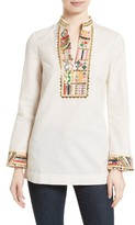 Tory Burch Women's Embellished Tunic