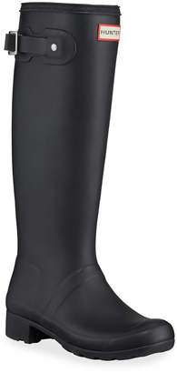 Hunter Original Tour Buckled Welly Boots
