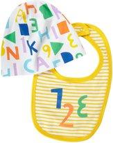 Marimekko Aakkos Cap/Bib Set (Baby) - Multi-One Size