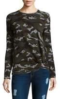 Stateside Twist Camouflage Pullover