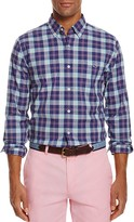 Vineyard Vines Cappoons Plaid Tucker Slim Fit Button-Down Shirt
