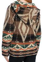 True Grit Dylan by Vintage Blanket Hoodie Jacket - Wool Blend, Full Zip (For Women)
