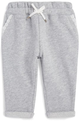 Chloé Kids Lace Pocket Sweatpants
