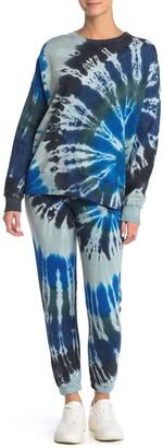 Arx Lab Tie-Dye Jogger Fleece Lined Sweatpants