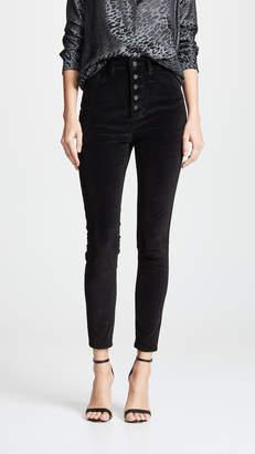DL1961 Chrissy Velvet Ultra High Rise Jeans