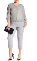 Jag Jeans Marion Crop Pant (Plus Size)