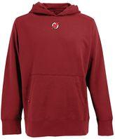 Antigua New Jersey Devils Signature Fleece Hoodie