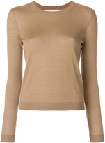RED Valentino classic long sleeved top