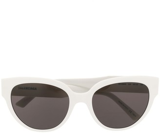 Balenciaga Eyewear Cat-Eye Shaped Sunglasses