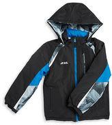 London Fog Boys 2-7 Colorblocked Zip-Front Jacket