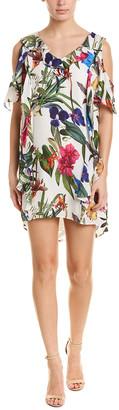 Parker Glory Silk-Blend Shift Dress