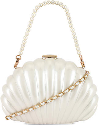 House Of Harlow x REVOLVE Clam Shell Clutch