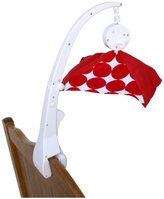 J L Childress Crib Mobile Attachment Clamp