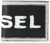 Diesel slim bi-fold wallet