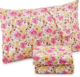 Jessica Sanders Last Act! Printed Microfiber Twin 3-Pc Sheet Set, Created for Macy's Bedding