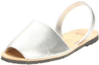 riA Sandal - 39 / silber / Leder