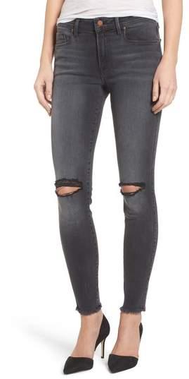 Fidelity Women's Sola Distressed Skinny Jeans