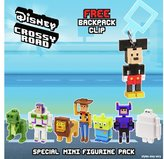 Disney Crossy Road Mini Figures - 7 Pack