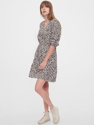 Gap Maternity Nursing Print Dress