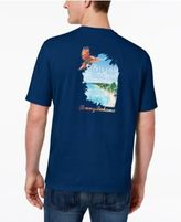 Tommy Bahama Men's Big & Tall Been There Drone That Graphic-Print T-Shirt