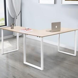 Latitude Run Dayveon L-Shape Computer Desk