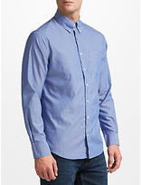 Gant Plain Broadcloth Stripe Button Down Shirt
