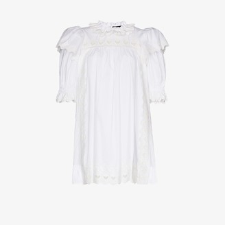 Marc Jacobs The Victorian smock dress