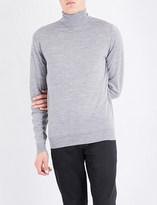 John Smedley Richards turtleneck wool jumper