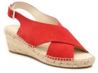Sesto Meucci   Luxury Sarraje Espadrille Wedge Sandal