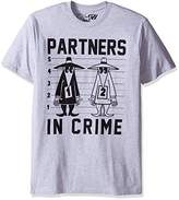 Goodie Two Sleeves Men's Vs. Spy Partners in Crime Adult T-Shirt