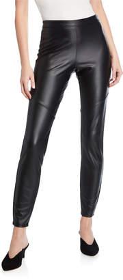 Natori Leatherette Leggings