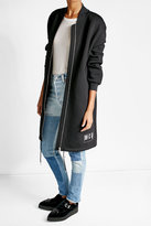 McQ by Alexander McQueen Zipped Jacket with Cotton