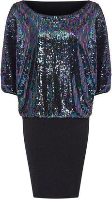 Yumi Sparkle Tunic Dress