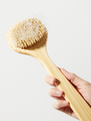Baudelaire Cedar Long-Handle Bath Brush