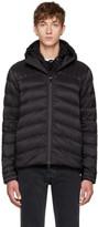 Canada Goose Black Down Black Label Brookvale Jacket