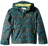Columbia Kids - Fast Curious Rain Jacket Boy's Coat