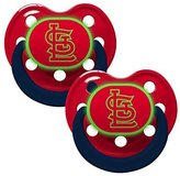 Baby Fanatic Pacifier Glow In The Dark, St Louis Cardinals by